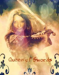 Queen Of Swords by Nancyxxx