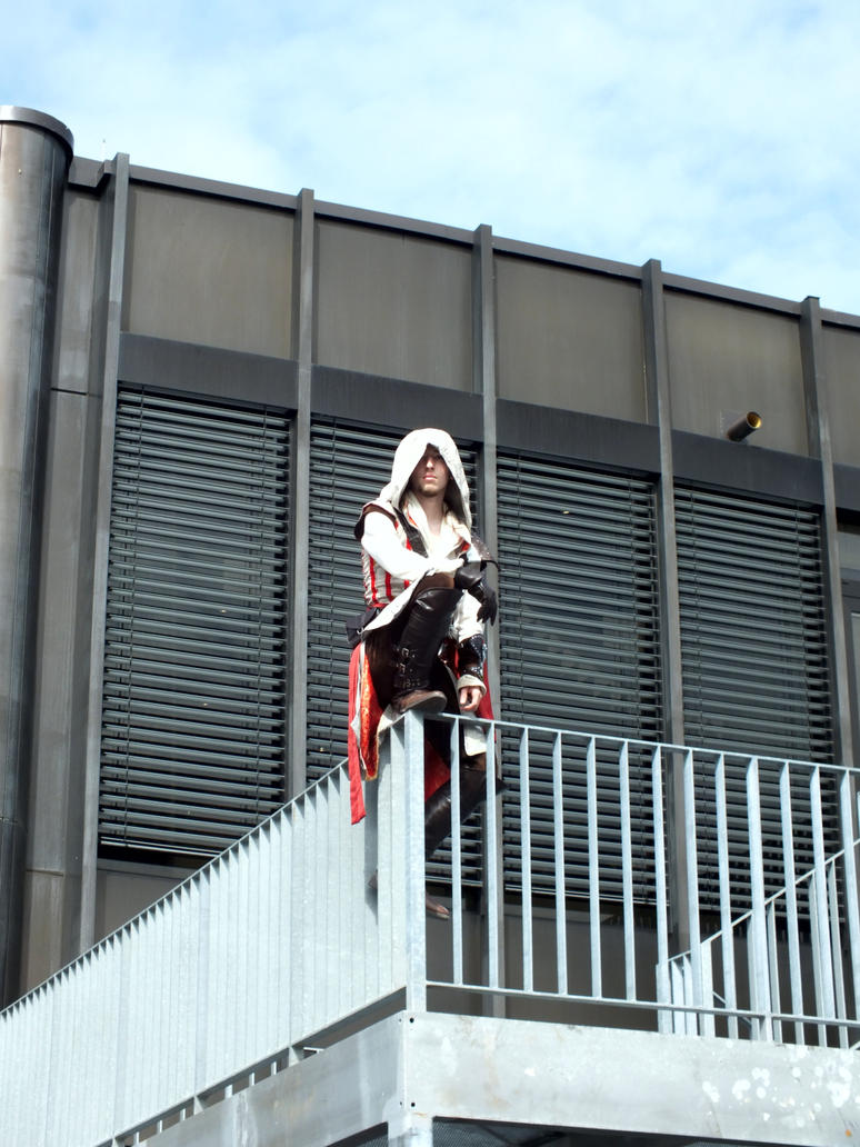 Dokomi 2015 Assassins Creed by GonFreaks87