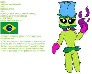 PVZ SW: Boss Fight: Shadow Moonflower