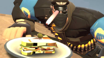 WTF HAPPEN TO MY SANDVICH!