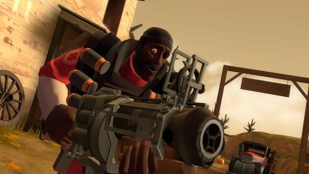 Demo Grenade Launcher Over Loading!