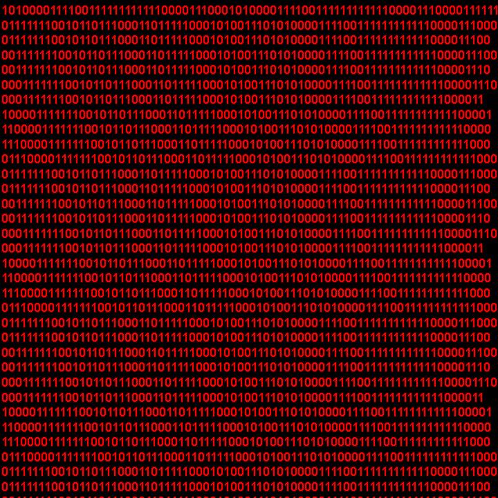 Binary Red by TalonShadowfox on DeviantArt