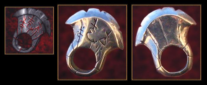 Vorador's Signet Ring BO:LoK by TenayaPyweack