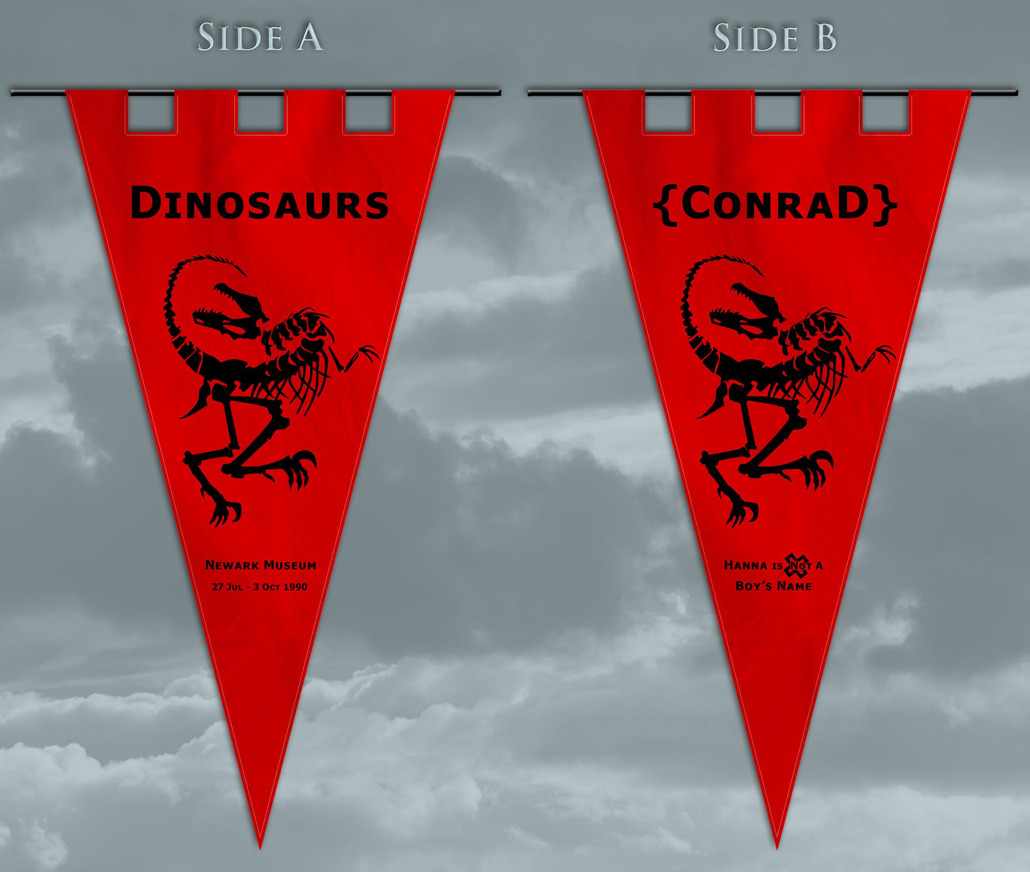 Conrad Banner - Digital Draft by TenayaPyweack