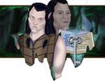 Aloth Corfiser (and Iselmyr) by TenayaPyweack