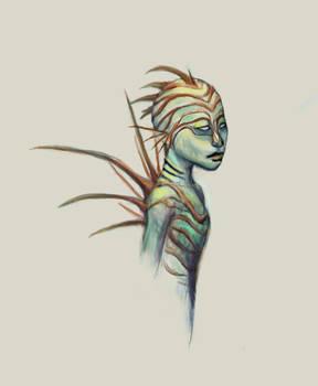 Venomous Mermaid, sp.1