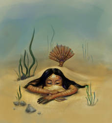 Benthic Mermaid