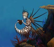 Venomous Mermaid