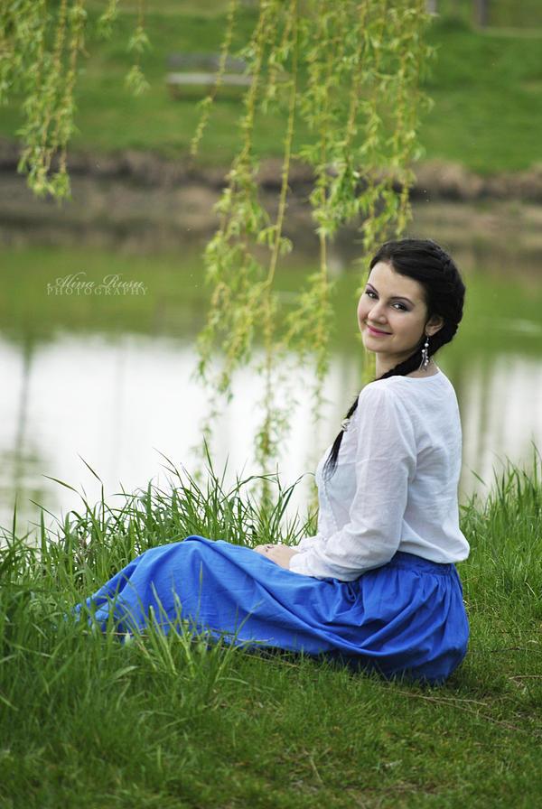 The lake by alina0