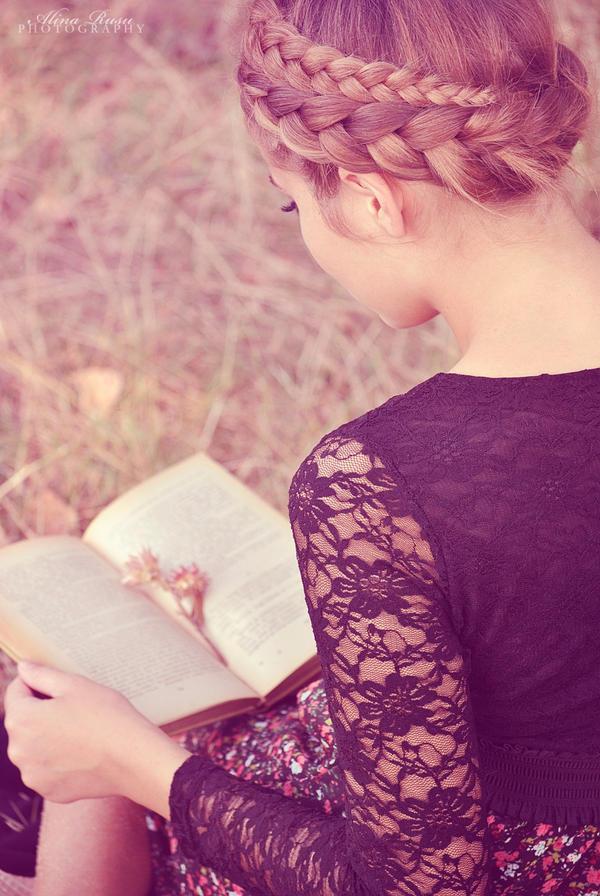 Reading by alina0