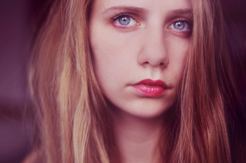 Self Portrait by alina0