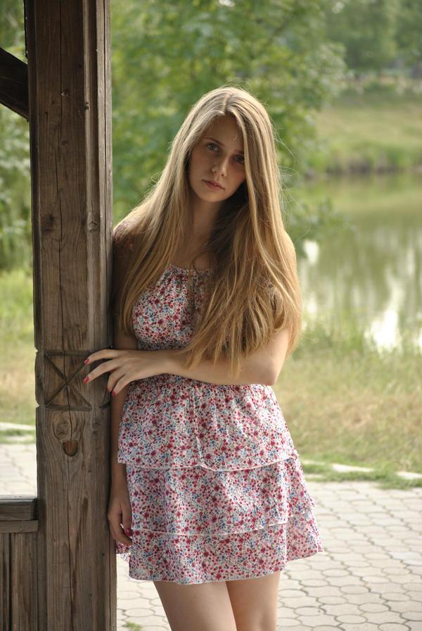 Girl Stock by alina0