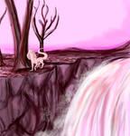 Lonely Wanderer by HeSerpenty