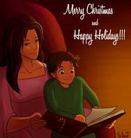 Holiday Delay by HeSerpenty