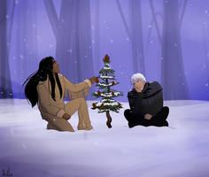 Christmas Tree by HeSerpenty