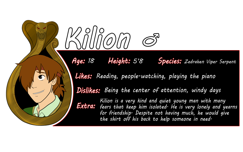 Kilion Bio by HeSerpenty