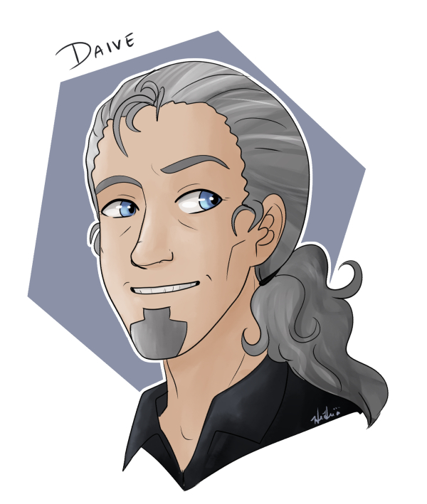 Daive by HeSerpenty