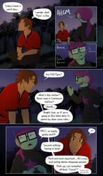 Blind Date: Hizruk and Myra, Page 1 by HeSerpenty