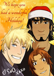 Post Holiday Wishes! by HeSerpenty