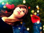 Twinkle Lightly by MsBananaNanner