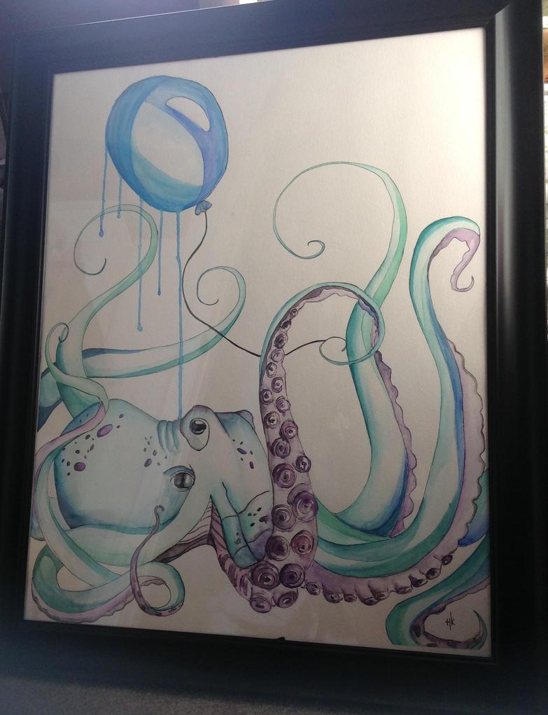 Octavius by MsBananaNanner