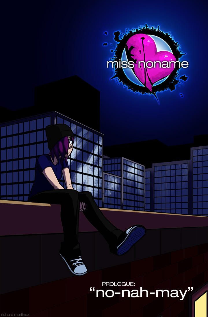 Miss Noname Prologue - Cover