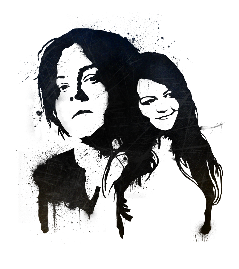The White Stripes by darkcorey