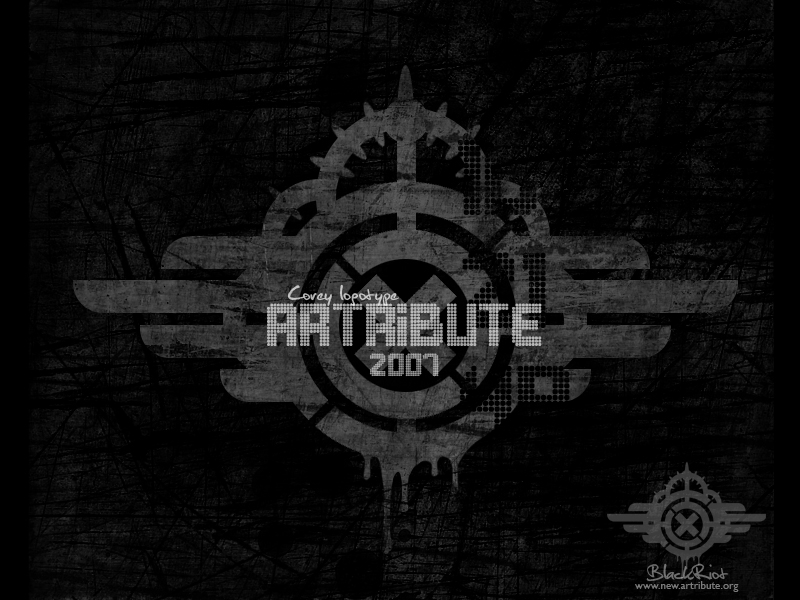 ARTribute logo 2007 by darkcorey