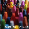 Different by Numbuhsix