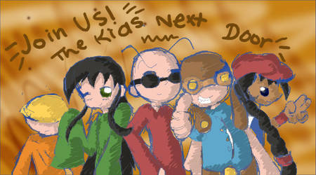 KND:Join us by Numbuhsix