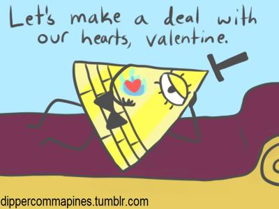 Bill Valentine by CakeMonster44