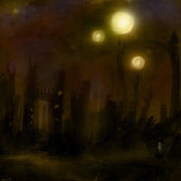 Journey to Carcosa by Teezec