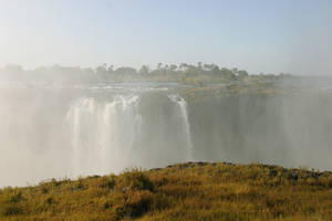Victoria falls 2 by Abyssus-Angelus