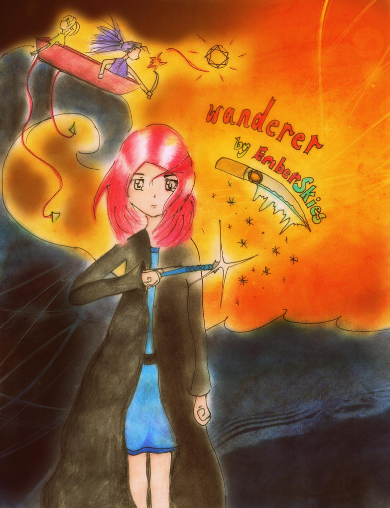 Wanderer Cover by EmberSkiesUnleashed