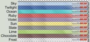 Aero Xtreme 7 XP Colors by IanITAInc