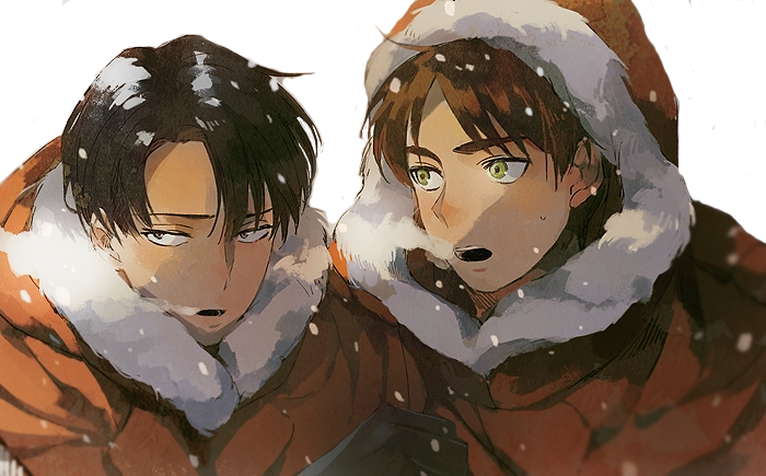 Attack on Titan Pictures Attack on Titan Erin And Levi