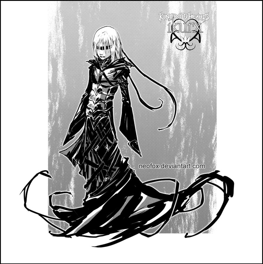 Zero {DONE} {Evil-Fuck Vizard} Heartless_Riku___KingdomHearts_by_neofox