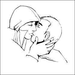Soft kiss - AlexDesu
