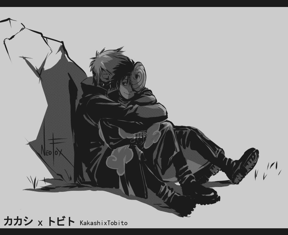Hug that boy - Naruto by neofox