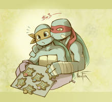 30 Day OTP Challenge: Cooking/ baking by neofox