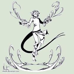 YCH: the spellmaster 1