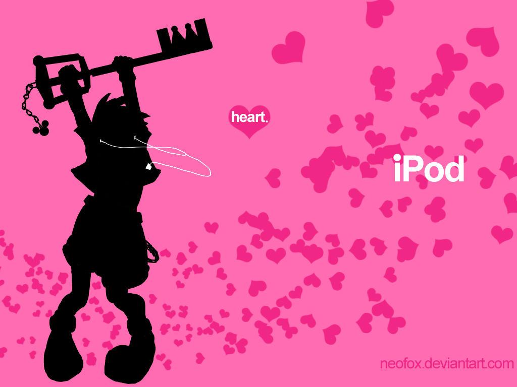 Ipod Kingdomhearts By Neofox On Deviantart