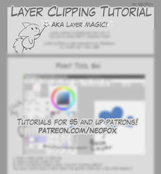 Layer Clipping Tutorial