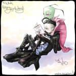 Happy Birthday Kitteh - ZADR