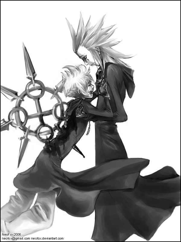 It's better this way - KH2