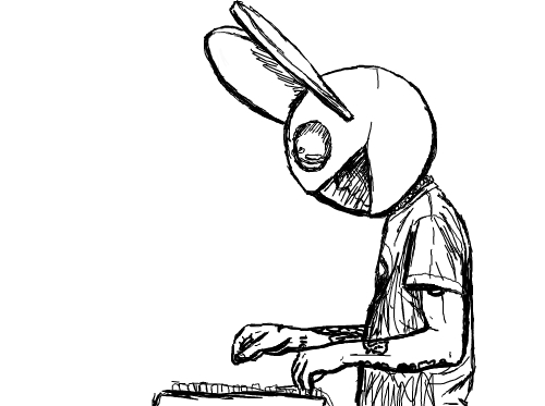 Deadmau5 by Rinzler-chan on DeviantArt