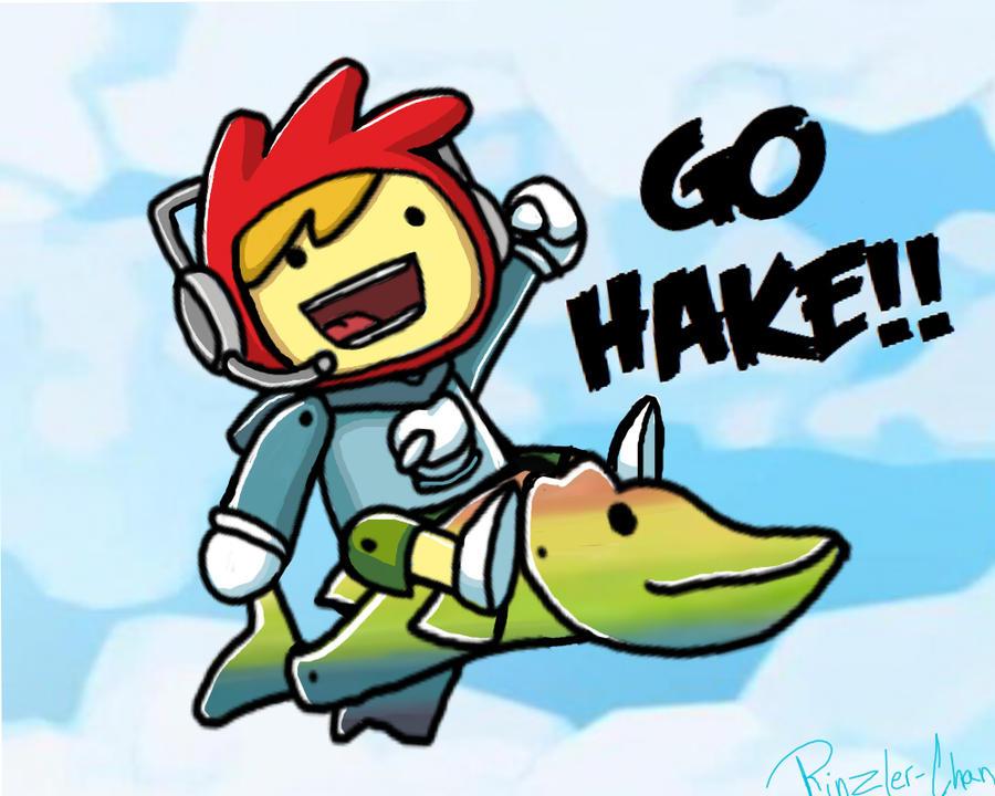 GO HAKE!! *Pewdiepie fanart* by Rinzler-chan