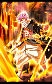 Natsu-blaze dragon king mode FT464