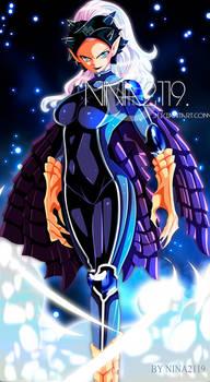 Fairy Tail 492 - Mirajane Alegria  V1 by nina2119