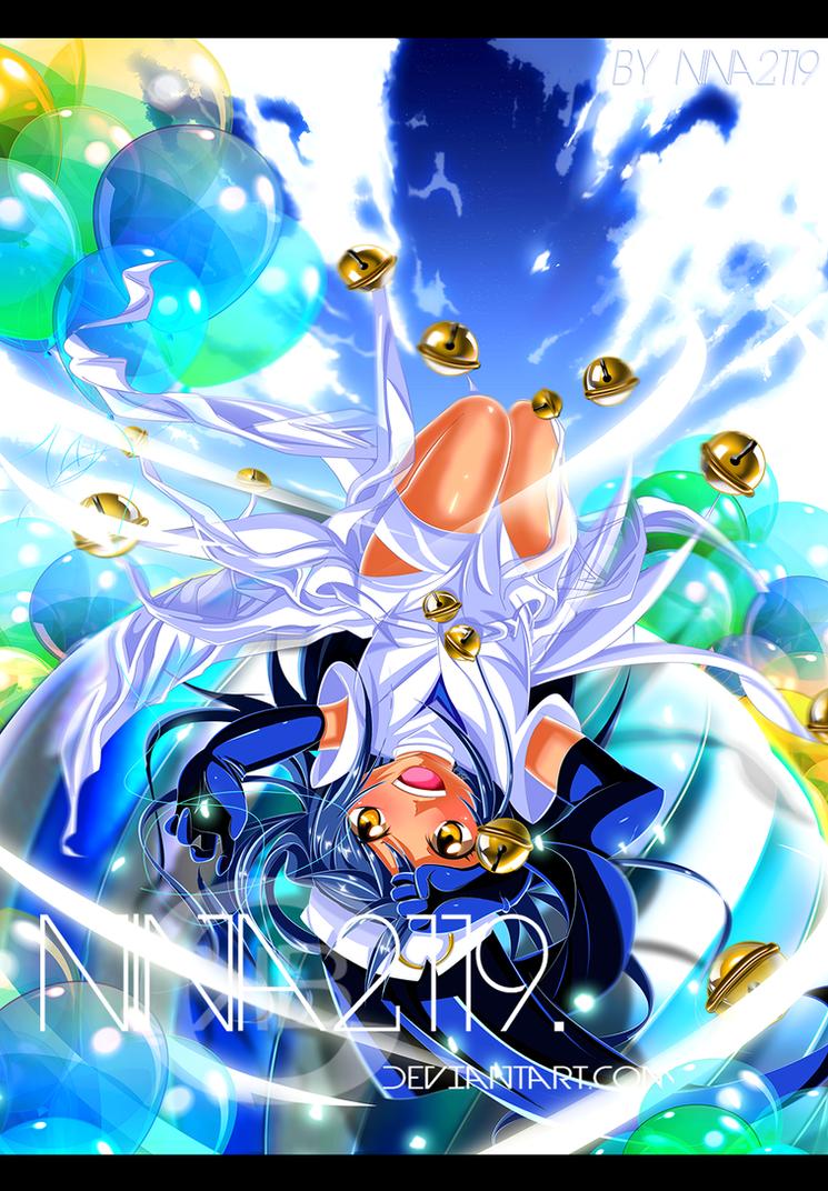 FT- Wendy Balloon Circus Crossover C.C.Sakura by nina2119